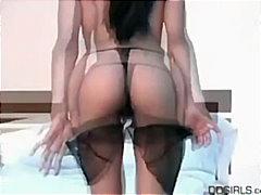 Лили Тай, леко порно, азиатки, тайландки, соло, момичета