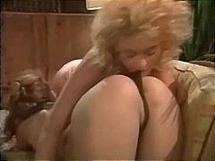 Нина Хартли, лесбийки, старо порно, орално, класика