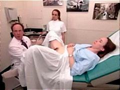 karvainen, gynekologi, speculum, fetissi, lääkäri