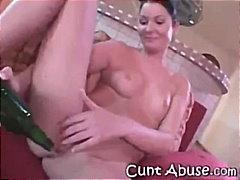мастурбация, близък план, яки мацки, вкарване, пръсти