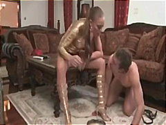 роби, фетиш, пляскане, женска доминация, брюнетки