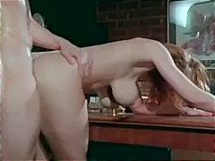 retro, orál, úzké dírky, klasické, brunetky, pornohvězdy, velký prsa, archivní