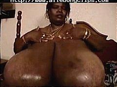 африканки, едри жени, цици, междурасово, големи цици
