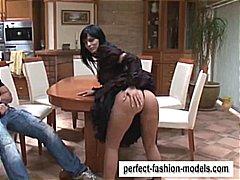 emo, teen, model