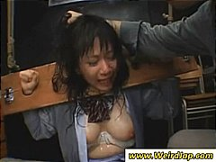 празнене, садо-мазо, азиатки, бондаж, японки, унижение