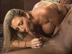 Сара Джей, блондинки, междурасово, яки мацки, задници