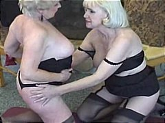 granny, reif, lesbisch