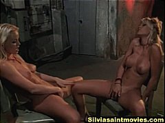 Силвия Сейнт, порно звезди, лесбийки