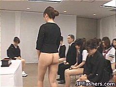 японки, аматьори, публично, сред природата, големи цици