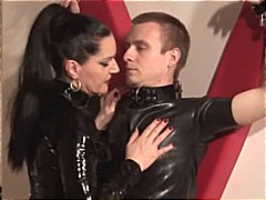 bdsm, latex, dominant kvinna