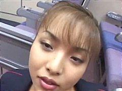 изпразване на лицето, свирки, японки
