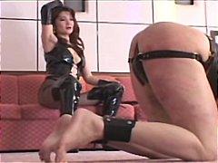mučení mužů, výprask, japonky