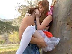 червенокоси, двойка, свирки, забавни, чорапи