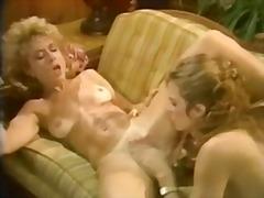 Нина Хартли, старо порно, лесбийки, блондинки