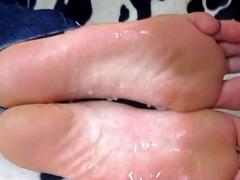 amatori, fetish picior, dominatie feminina