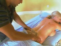 аматьори, цици, масаж