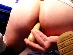 amatur, alat seks, dubur