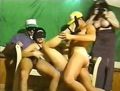 групов секс, аматьори, италианки, анално