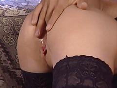 Мая Голд, анално, секс играчки, трио