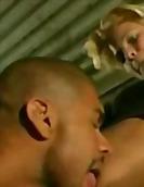 порно звезди, анално, блондинки, трио