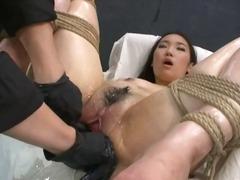 азиатки, групов секс, садо-мазо