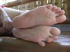 fetish picior, asiatice