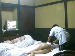 публично, азиатки, масаж, флашинг