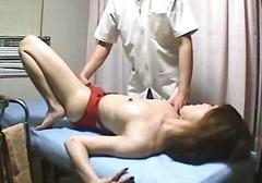 тийнейджъри, азиатки, мастурбация, масаж