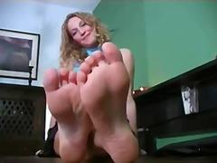 pitipoance, fetish picior