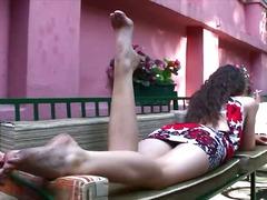 садо-мазо, фетиш с крака, женска доминация