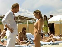 плаж, знаменитости, французойки