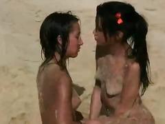 pantai, awam, remaja