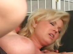 milf, große brüste
