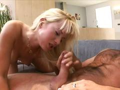 Cindy Dollar, dubur, rambut blonde, hisap konek