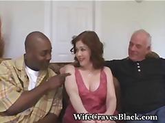 червенокоси, космати, голям бюст, междурасово, съпруга