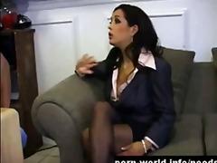 mutti, milf, ehefrau, ins gesicht spritzen, anal