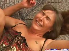 hardcore, blowjob, reif, hausfrau, milf, granny, ins gesicht spritzen