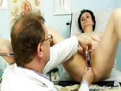 pošvy, babičky, vagíny, vaginálne zrkadlo, staršie ženy, gynda