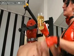 latex, female domination, sklave, bondage, rollenspiele