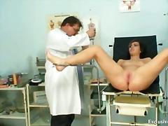медицински, влажни путета, гинеколог, голяма дупка