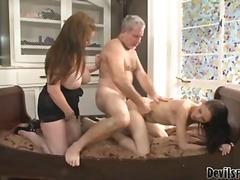 групов секс, яко ебане