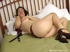 къса пола, мастурбация