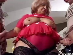 hardcore, threesome, granny, große dicke frauen