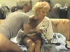 vuosikerta, isoäiti, kypsä, kova porno