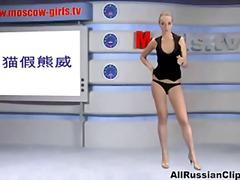 блондинки, гълтане, празнене, рускини, публично