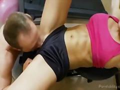 порно звезди, фитнес, голям бюст, милф, големи цици