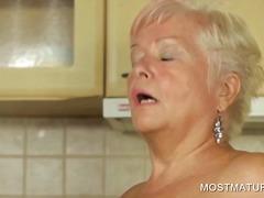 kova porno, äitee, isoäiti, kypsä, masturbaatio, milf, blondi, amatööri