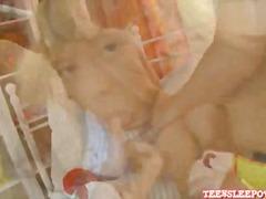 страп-он, целувка, блондинки, играчка, лесбийки, анално