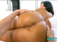 ibu seksi, hisap konek, punggung, porno hardcore, dubur, tetek mantap