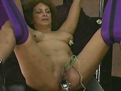 lesbiske, fetish, smerte, bondage, bdsm